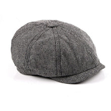 Load image into Gallery viewer, Newsboy Beret cap