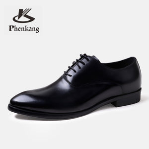 Formal Genuine Leather Shoes for Men