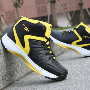 High Top Outdoor Athletic Shoes for Men