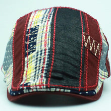 Load image into Gallery viewer, Flat Beret casquette cap