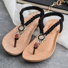 Load image into Gallery viewer, T-Strap Women Sandals