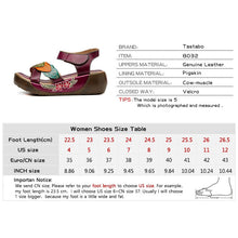 Load image into Gallery viewer, Women Sandals Genuine Leather Gladiator Sandals Women Shoe Fashion Flat Casual Shoe Handmade Sandals Female