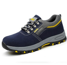 Load image into Gallery viewer, Safety Work Shoe For Men