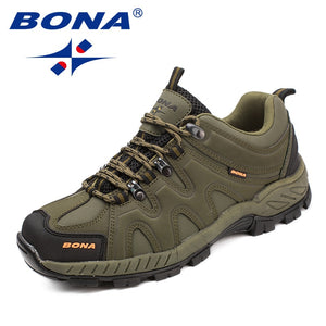 Quality Men's Hiking Shoes