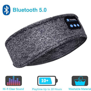 Bluetooth Headband,/ Soft Sleeping Wireless Sleeping Headsets