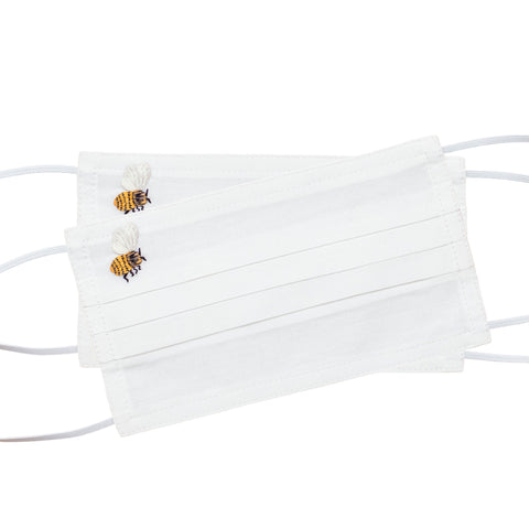 Bees Masks<br>Set of 2