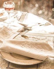 Jardin Estate<br>Placemat - Italian Linen<br>6 Colors