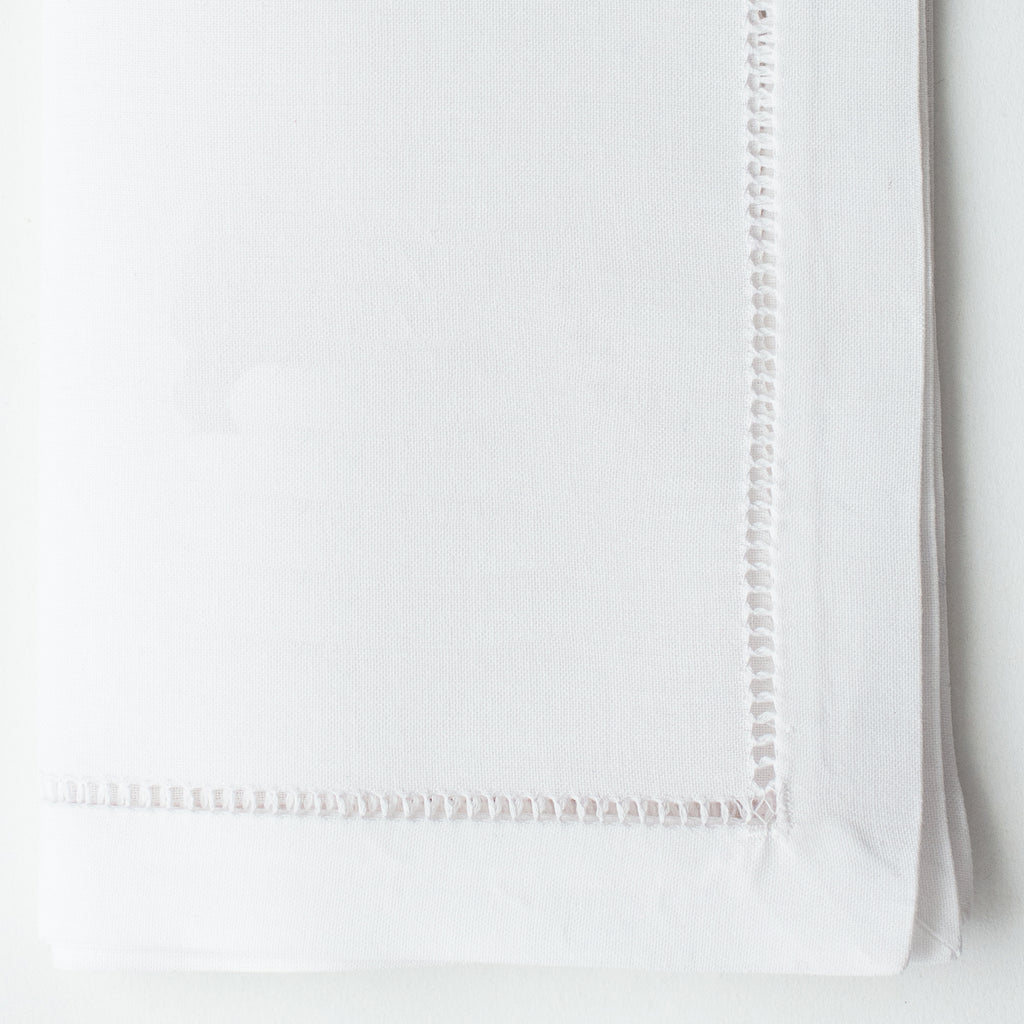 Pure<br>Napkin - White Cotton