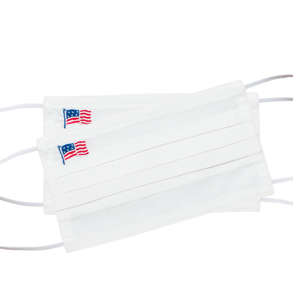 Stars & Stripes Masks<br>Set of 2