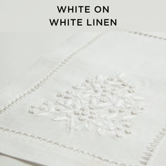 Jardin Estate<br>Napkin - Italian Linen<br>6 Colors