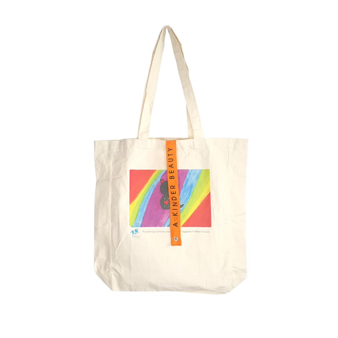Kinder Tote Bag (Singapore Children's Society)
