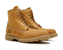 Load image into Gallery viewer, Timberland 6 Inch Basic Waterproof Wheat Nubuck SZ 10.5