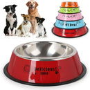 Durable Stainless Steel Food Bowl