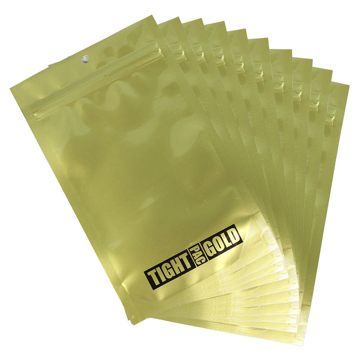 TP Gold Bag 10 Pack 1/2 oz
