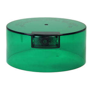 Replacement Cap for TV4 - 1.3L and CFV1 - 0.8L Green Tint