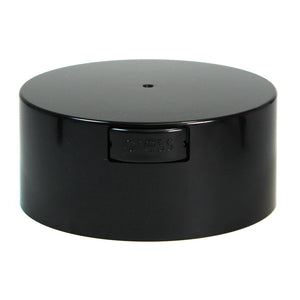 Replacement Cap for TV4 - 1.3L and CFV1 - 0.8L Black No Sticker