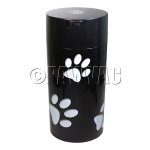 Pawvac Black & White Paws