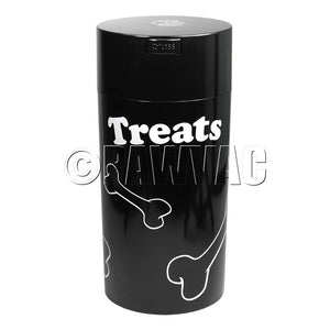 Treatvac Black & White Bones
