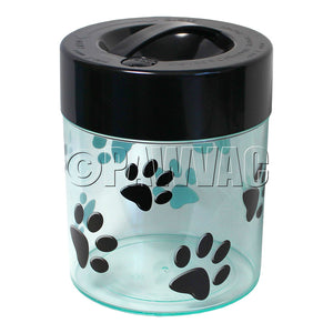 Pawvac Black & Clear & White Paws