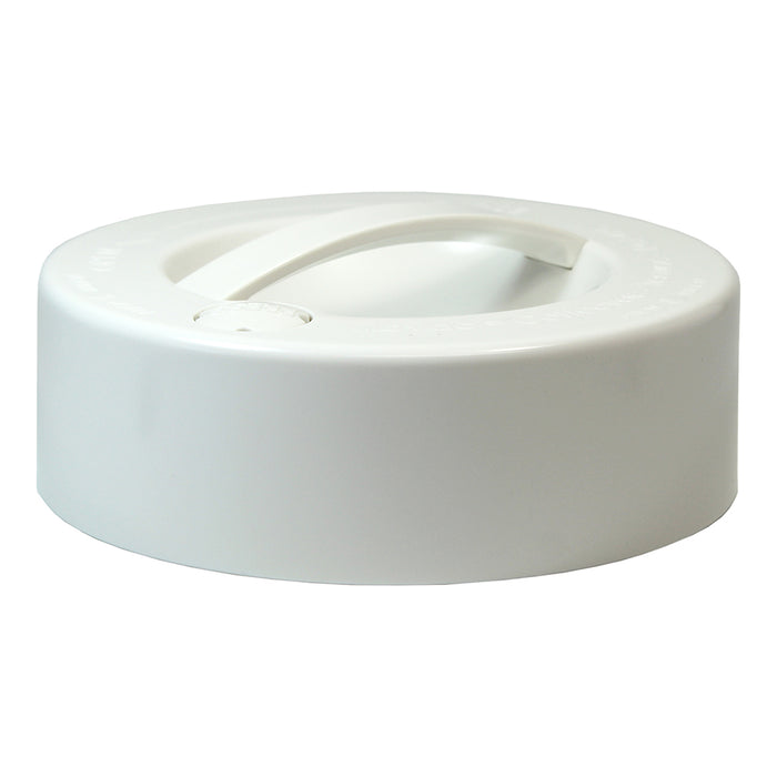 Replacement Cap for TV6 White Kilovac - 3.8L