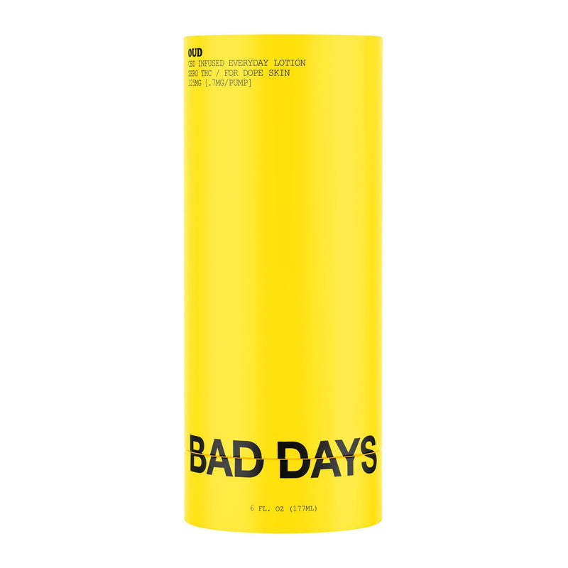 BAD DAYS CBD INFUSED EVERYDAY LOTION 125MG