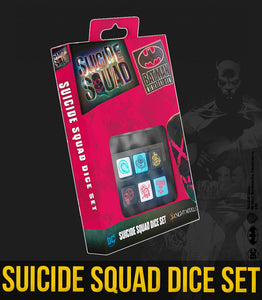Batman Miniature Game Suicide Squad Dice
