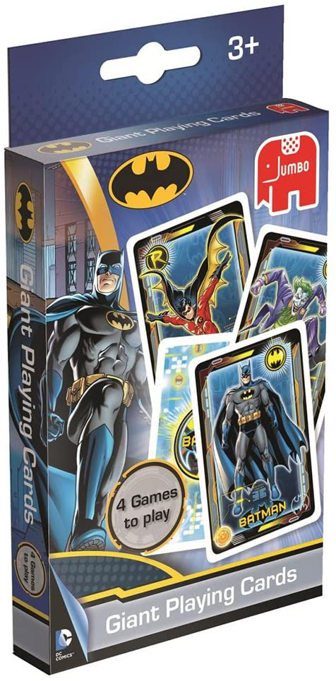 Batman Giant Playing Cards
