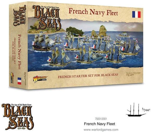 Black Sails French Navy Fleet