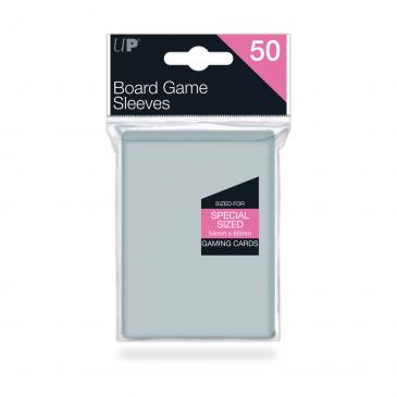 Clear Board Game Sleeves 54mm x 80mm