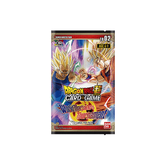 Dragon Ball SCG BP World Martial Arts To