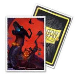 Dragon Shield Halloween Dragon Card Sleeves