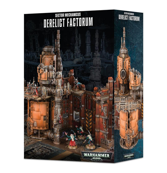 Derelict Factorum Sector Mechanicus