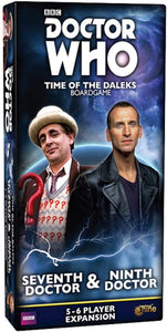 Doctor Who 7th & 9th Doctor Time of the Daleks