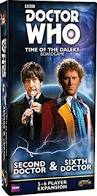 Doctor Who 2nd & 6th Doctor Time of the Daleks