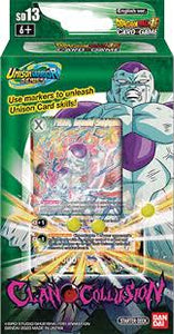 Dragon Ball SCG Clan Collusion Starter D
