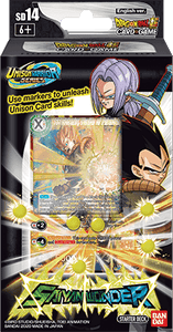 Dragon Ball SCG Saiyan Wonder Starter De