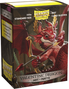 Dragon Shield Valentine Dragon Card Slee