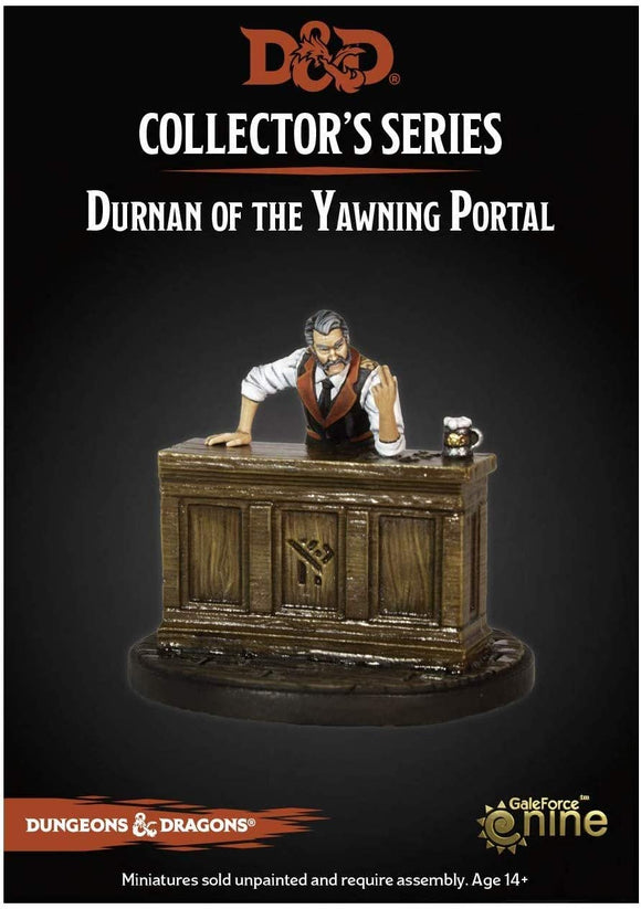 Durnan of the Yawning Portal D&D Collect