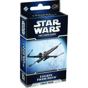 Escape from Hoth Force Pack Star Wars The Card Game