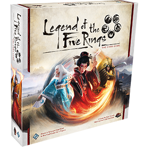 Legend of the 5 Rings The Card Game