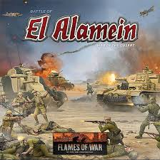 FOW Battle of El Alamein