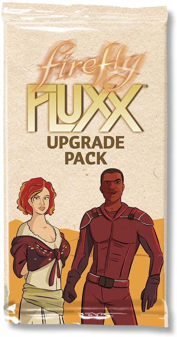 Fluxx Firefly Upgrade Pack