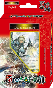 Force Of Will Arla, The Winged Lord Starter Deck
