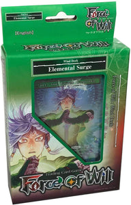 Force Of Will Elemental Surge