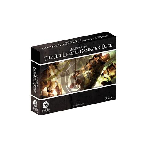 Guild Ball Big League Campaign Deck