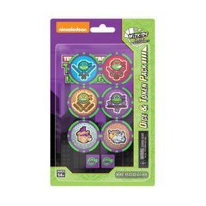 HeroClix Dice & Token TMNT Unplugged