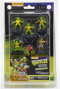 HeroClix Fast Forces TMNT Shredders Ret