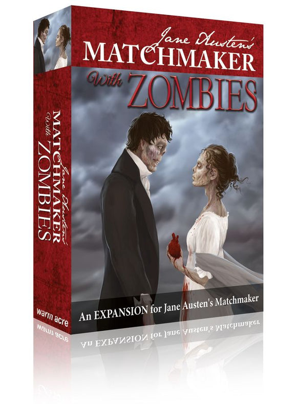Jane Austens Matchmaker with Zombies