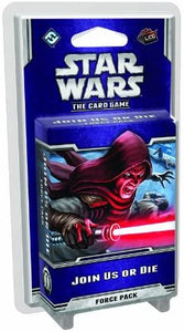 Join us or Die Force Pack Star Wars The Card Game