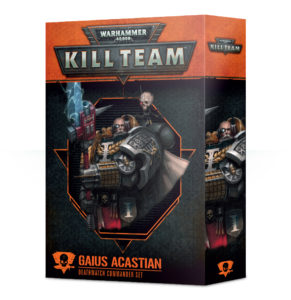 Kill Team Gaius Acastian